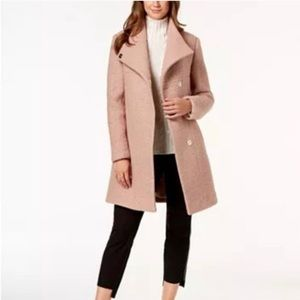 NWT Kenneth Cole   Wool Walker Coat